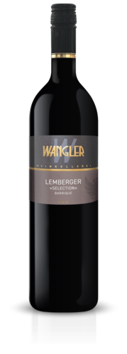 2018er Abstatter Burgberg Lemberger - S - Barrique